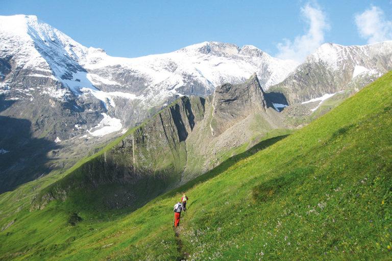 Fast zum Hohen Tenn (3.368 m)