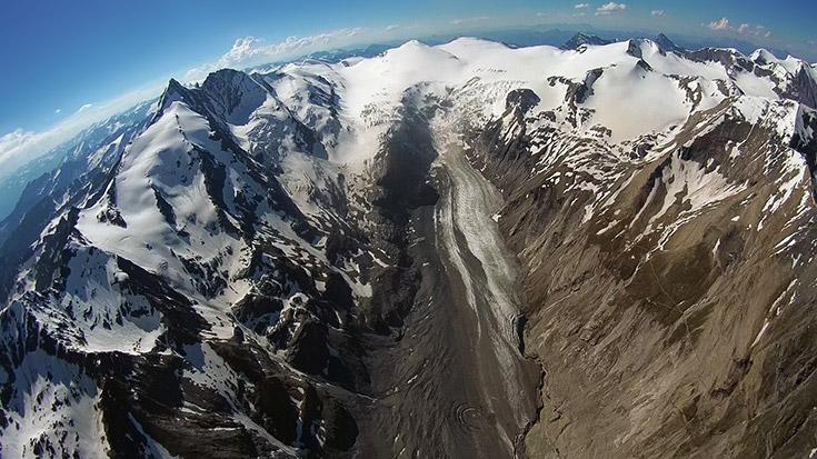 2 Tage, 35° C und 4.834 Meter