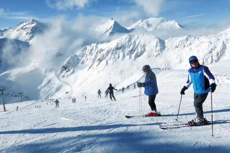 Erlebnisreiche Skitage