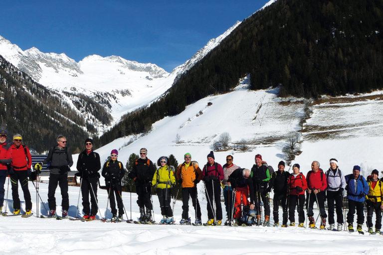 Skitourentage