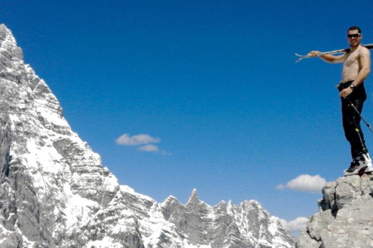 Skitourensaisonabschluss
