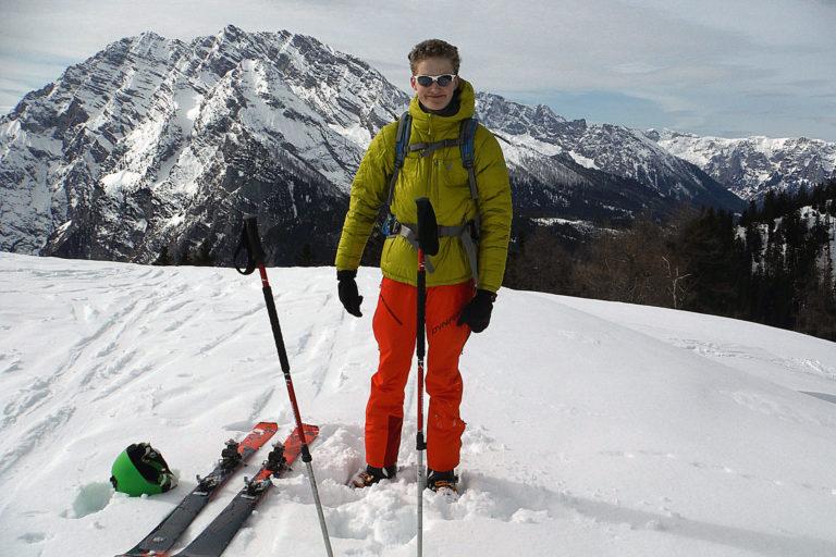 Skitour Stahlhaus