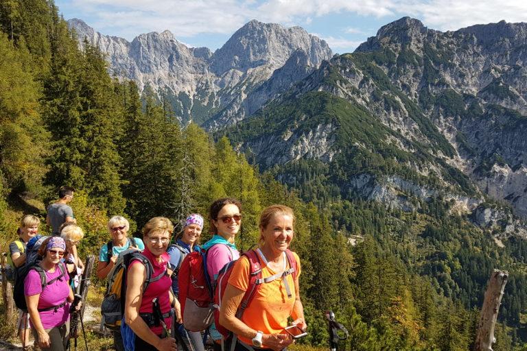 Tour auf das Große Hundshorn – 1.703 m