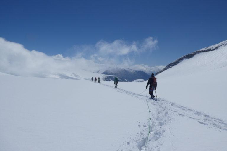 Hochtourenkurs Oberwalderhütte