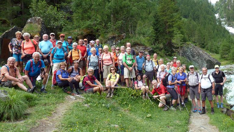 Wandertage im Osttiroler Gailtal