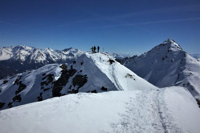 Skitourenausflug ins Pflerschtal