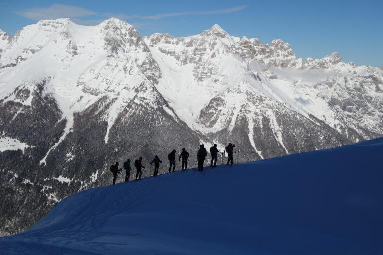 Skitouren in den Julischen Alpen