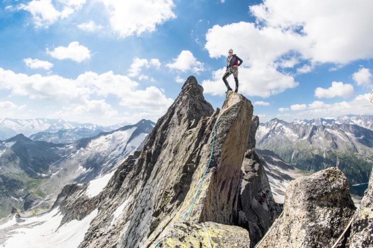 Hochtour in den Zillertaler Alpen
