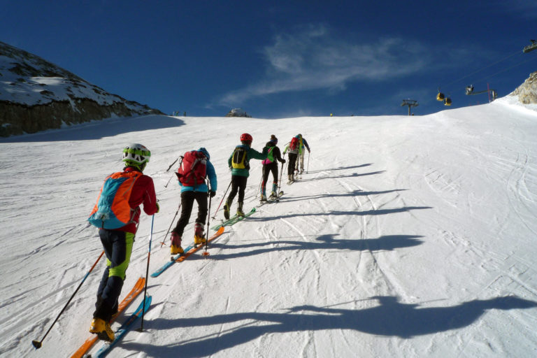10. Internationales Skitourencamp
