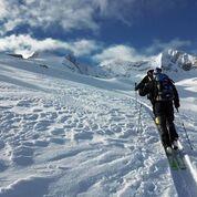 Skihochtour auf den Gabler
