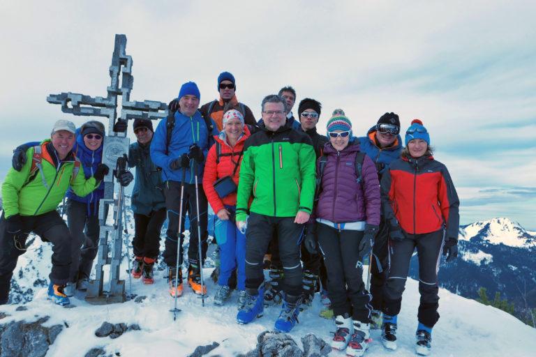 Skitour zur Hörndlwand