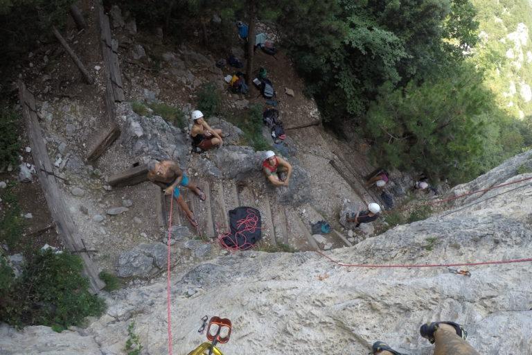 Kletterkurs in Arco