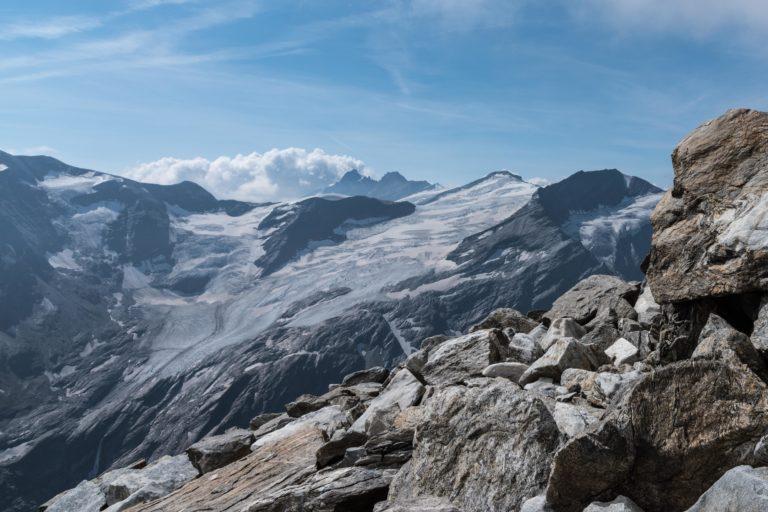 Tour auf den Großen Grießkogel 3.065 m