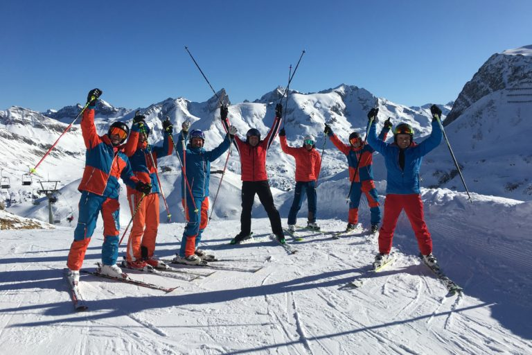 Skisafari in Westtirol
