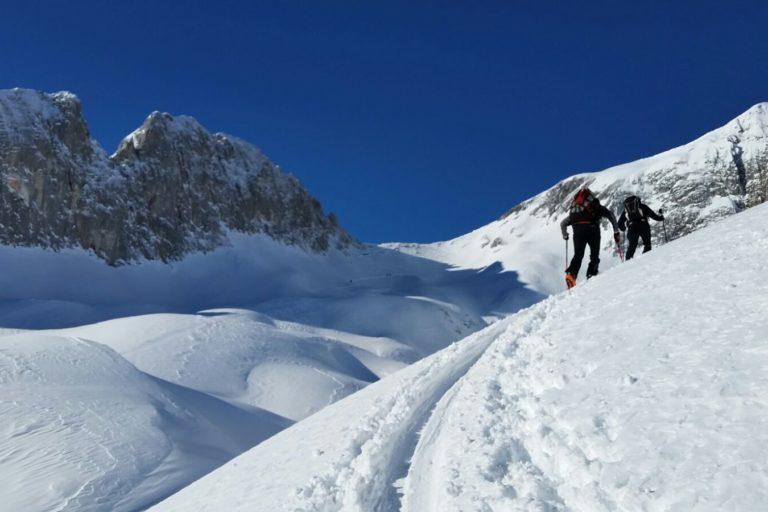 Skitour Hochkarfelderkopf