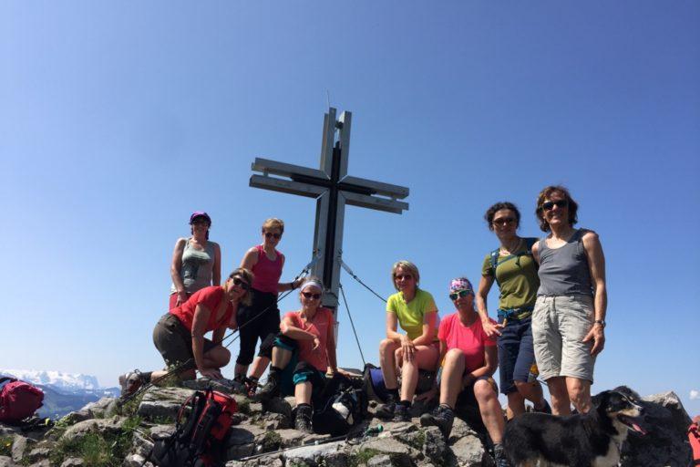 Wanderung zum Frauenkopf (1.304 M)