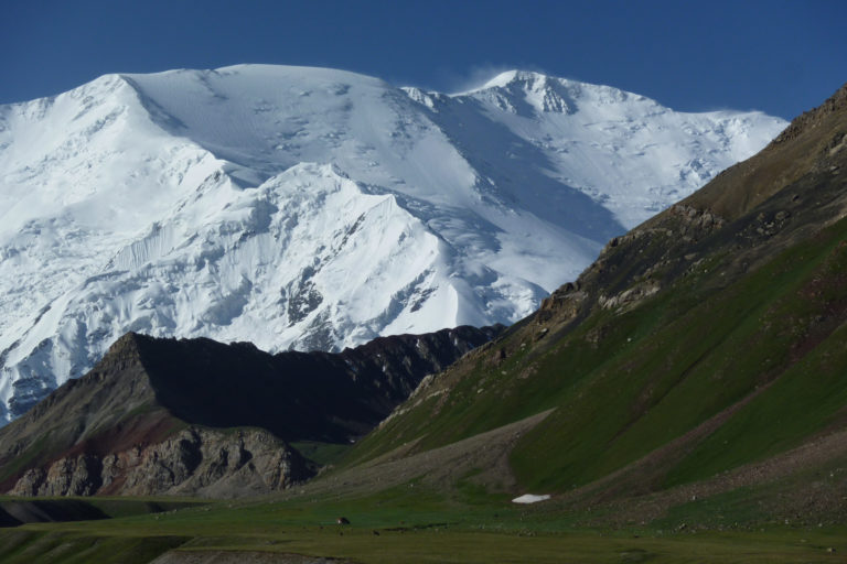 Sektionsabend mit Vortrag: Ins wilde Kirgistan