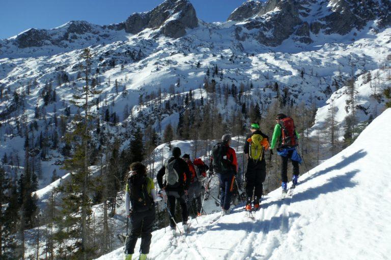 Skitour Sonntagskogel
