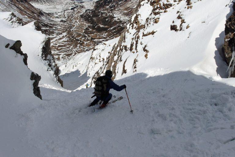 Skitouren in der Goldberggruppe