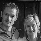Andreas und Christine Frommelt