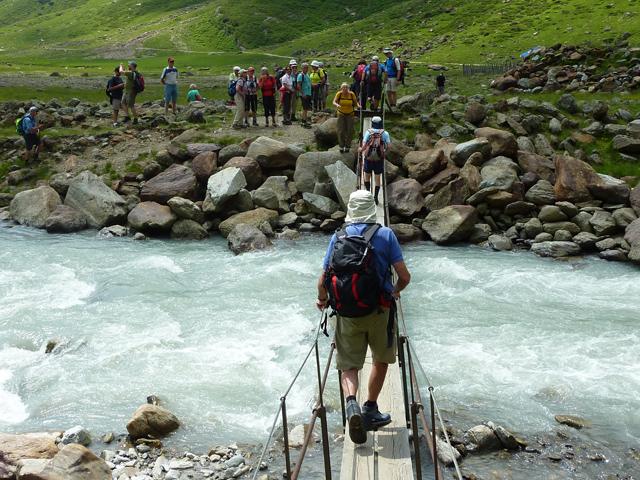 Bergwandertage in Südtirol